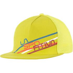 La Sportiva Stripe 2.0 copricapo, sulphur/citronelle